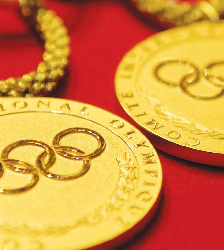ساخت مدال ورزشی المپیک